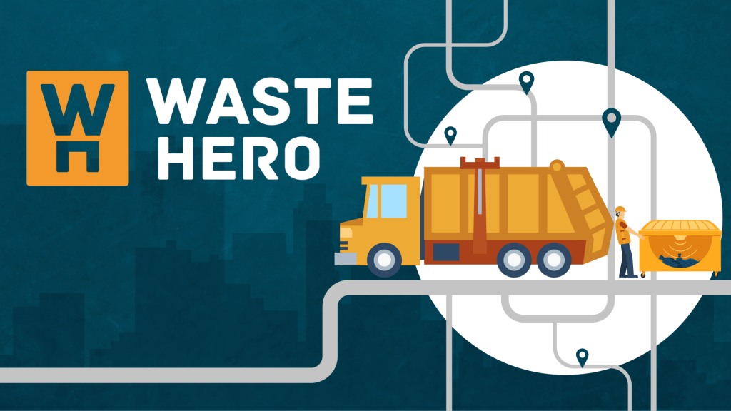 WasteHero truck