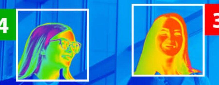 Medizinische Wärmebildkamera