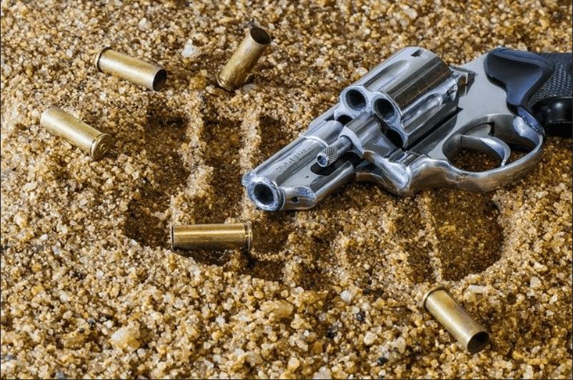 Waffe und Monition1
